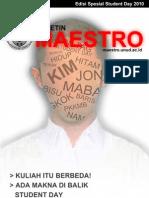 Buletin Maestro Special Student Day 2010 Web