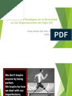 PDF Dimension Del Paradigma de La Diversidad en Las Organizaciones Del Siglo XXI