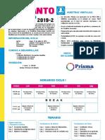 Adelanto 2019 2 Cachimbos Talento