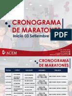 CRONOGRAMA-MARATONES