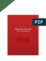 Manual de Speeches a Bordo