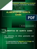 ALIMENTOS DE QUINTA GAMA.pptx