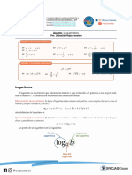 Apunte - Logaritmo