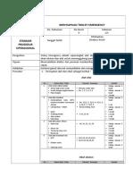 12.Menyiapkan Troley Emergency Di IGD DDIT