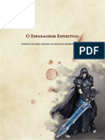 D&D 5E - Espadachim Espiritual