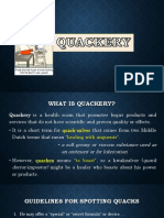 Quakery MAPEH 10