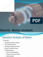 Electric Motor Analysis