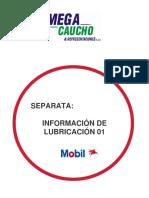informacion de lubricacion mobil
