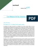 Rev Int CCSS Futuro de las CCSS 177-Fulltext177spa.pdf