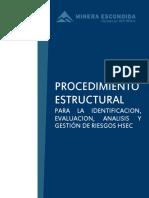 procedimiento para la identificacion, evaluacion, analisis y gestión de riesgos hsec