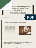 Estrategias Lectoras y elaboración del resumen..pdf