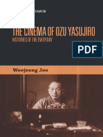 (Edinburgh Studies in East Asian Film) Woojeong Joo - The Cinema of Ozu Yasujiro_ Histories of the Everyday-Edinburgh University Press (2017)