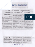 Malaya, July 29, 2019, Death bill should be presented as deterrent to crime Cayetano.pdf