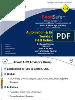 1. FoodSafe2016 ARC