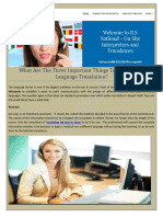 Find the best translation services in wisconsin