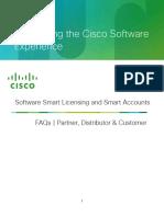 Cisco Smart Licensing