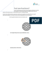 Introduction to Fractions Tutorial at GCFLearnFree