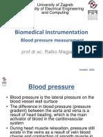 06 2016 Biomedical Instrumentation - Blood Pressure Measurement