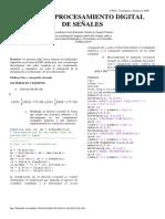 Taller DSP,Matlab