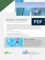 Nanocoatings E