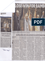 Philippine Daily Inquirer, Tolentino elected POC president.pdf