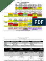 student orientation schedule 2019