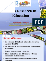 ActionResearch Presentation