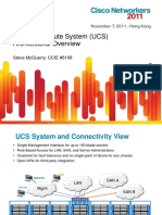 Unified Compute System Architectural Overview
