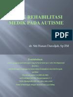 Aspek Rehabilitasi Medik Pada Autisme