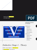 Deductive and Inductive Presentation Template