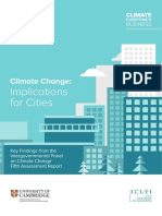 IPCC AR5 Implications for Cities Briefing WEB En