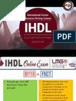 IHDL ( Part 1)