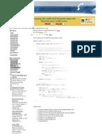 Java Tips - Binary Search I..