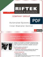 RIFTEK Inner Diameter Measurement Presentation Eng