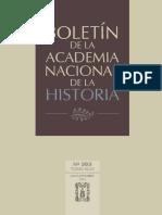 Boletin de la Academia Nacional de la Historia