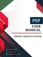 User Manual Evy(HMS)
