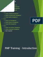 Material PMP