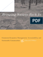 ACCOUNTABILITY Bringing Society Back in Grassroots Ecosystem Management, Accountability-2