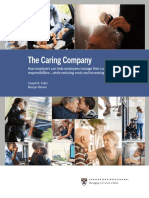 The Caring Company(1)