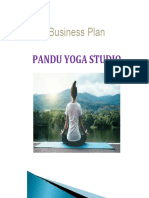 Business Plan Of Pandu Yoga Studio.pdf