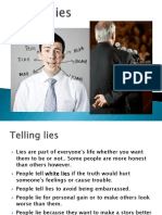 TELLING LIES.ppt