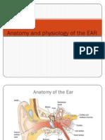 Sensory Nursing - EARS