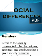SOCIAL DIFFERENCES 2.pptx