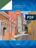 College financieel toezicht (Cft) Jaarverslag van 2018 - Curaçao - juli 2019