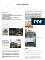 Case Study on Large Span Structure