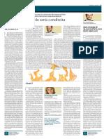 """Ser Pobre é Mais Difícil Do Que Ser Gay - Henrique Raposo, """"Expresso"""", 27 de Julho de 2019"""