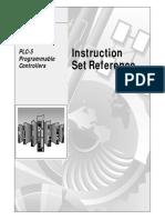 Instruction Set Reference  [by Allen-Bradley].pdf