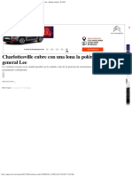 Charlottesville Cubre Con Una Lona La Polémica Estatua Del General Lee _ Est