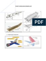 Aircraft Design and Drawing Lab 1