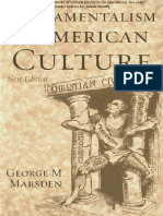 George M. Marsden - Fundamentalism and American Culture (New Edition) (2006)